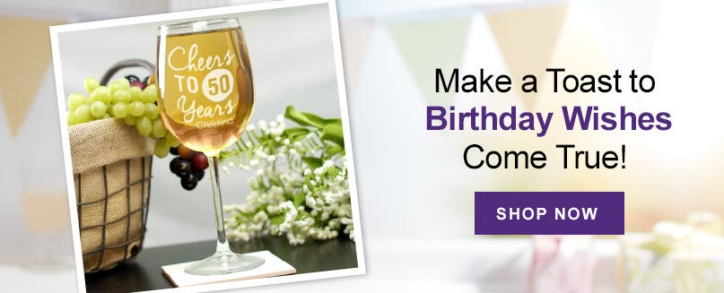 Shop Personalized Birthday Gifts