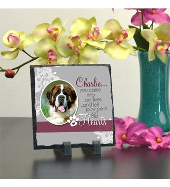 Pet in Our Lives Photo Plaque