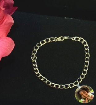 My Loved One Memorial Charm Bracelet