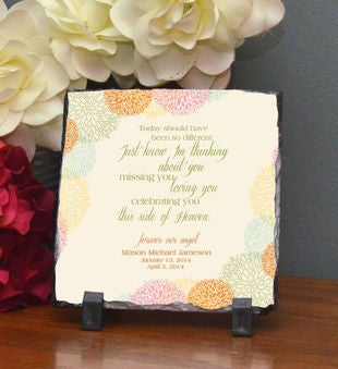 Celebrating You Small Plaque