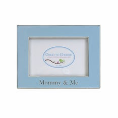 MOMMY & ME ENAMELED FRAME
