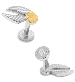 Golden Snitch Cufflinks