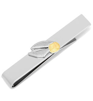 Golden Snitch Tie Bar