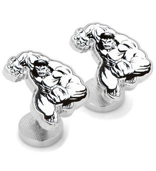 Hulk Ink Action Cufflinks