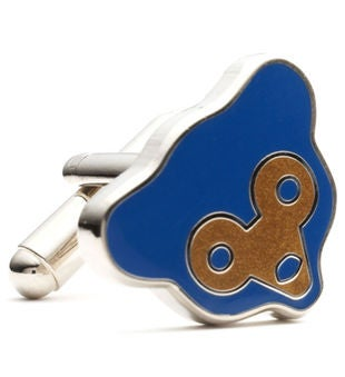 Retro Chicago Cubs Cufflinks