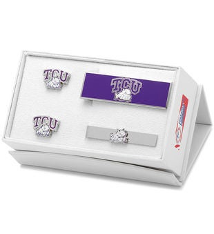 TCU Horned Frogs 3-Piece Gift Set