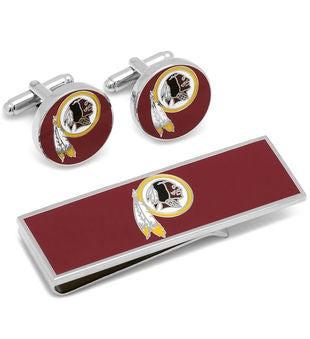 Washington Redskins Cufflinks And Money Clip Gift Set From 1 800