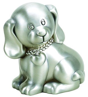 Personalized Puppy Bank From 1 800 Flowerscom