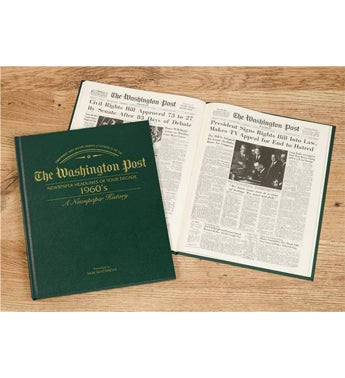 Washington Post 60's Decade Book