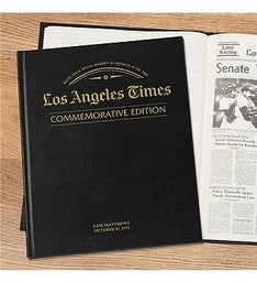 LA Times Remember When Book