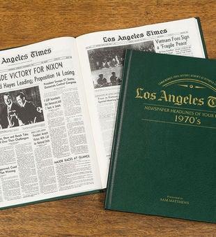 LA Times s Decade Book