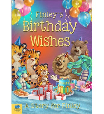 Kids Personalized Birthday Wishes Book From 1 800 Flowerscom