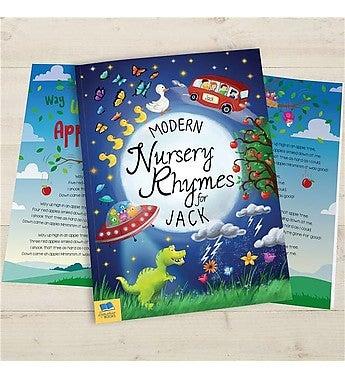 Book Of Modern Nursery Rhymes