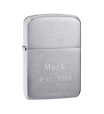 Custom Zippo 1941 Replica Lighter