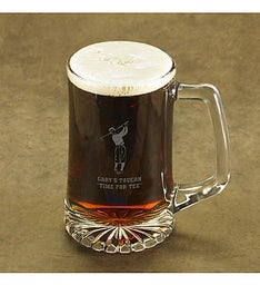 Personalized Golfer Sports Mug