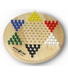 Personalized Chinese Checkers Game