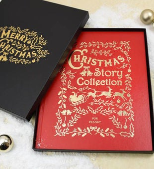 Christmas Story Collection Personalized Deluxe Storybook