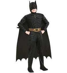 Batman  Deluxe Muscle Chest Child Costume