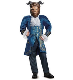 Beauty and the Beast - Beast Deluxe Child
