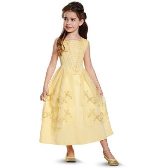 Beauty and the Beast: Ball Gown Classic Child
