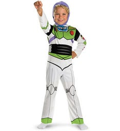 Buzz Lightyear Classic Toddler Child Costume
