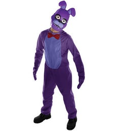 Five Nights at Freddys Bonnie Child Costume