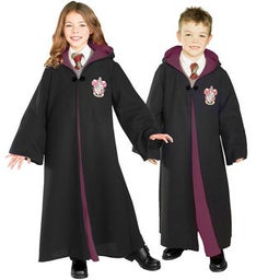 Harry Potter Deluxe Gryffindor Robe Child