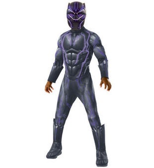 Black Panther Super Boys Light Up Black Panther
