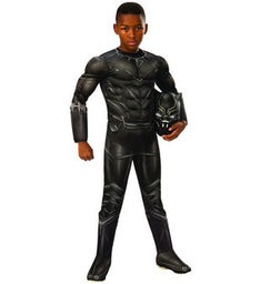 Captain America Black Panther Muscle Chest