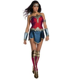 Adult Secret Wishes Wonder Woman Costume
