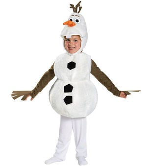 Frozen's Olaf Deluxe Costume for Toddler