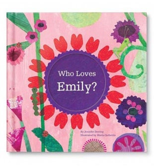Who Loves Me? Valentine Edition Storybook