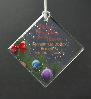 Christmas In Heaven.Personalized Merry Christmas In Heaven Personalization Universe