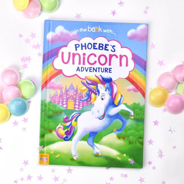 Personalized Unicorn Storybook
