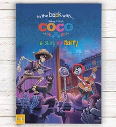 Personalized Coco Storybook