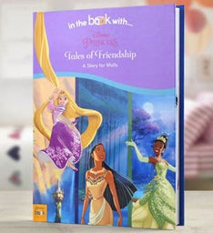 Personalized Disney Tales of Friendship Storybook
