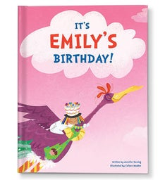 Its My Birthday Personalized Storybook