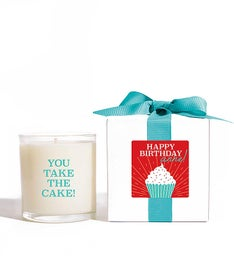 Personalized You Take the Cake Candle