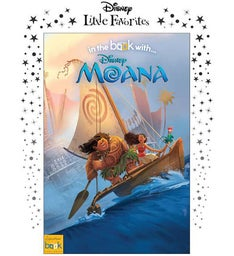 Disney Little Favorites Moana Personalized Book
