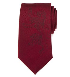 Lannister Lion Red Mens Tie