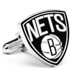 Brooklyn Nets Cufflinks