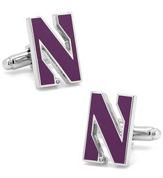 Northwestern University Cufflinks