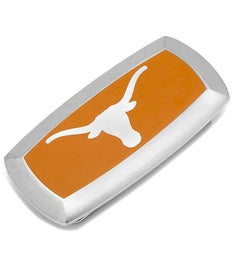 University of Texas Longhorns Cushion Money Clip
