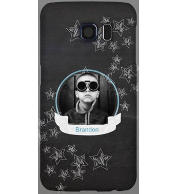 Back to School Chalkboard Samsung Galaxy S6 Case