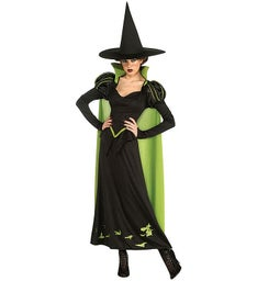 Wizard of Oz Wicked Witch Costume