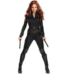 Captain America Civil War Black Widow Secret Wish