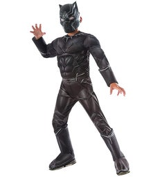 Captain America Civil War Black Panther Deluxe