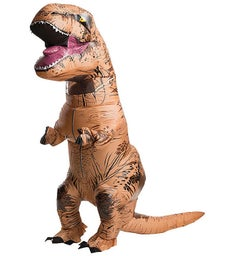 Inflatable T-Rex Costume with Sound