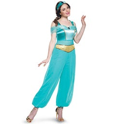 Disney Princess Jasmine Deluxe Adult