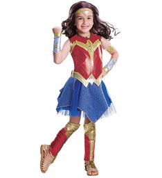 Justice League Movie - Wonder Woman Deluxe Costume